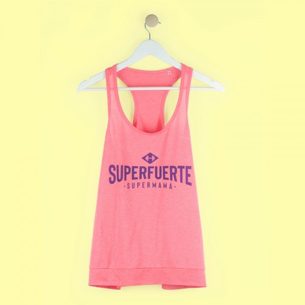 "Camiseta ""Superfuerte"""