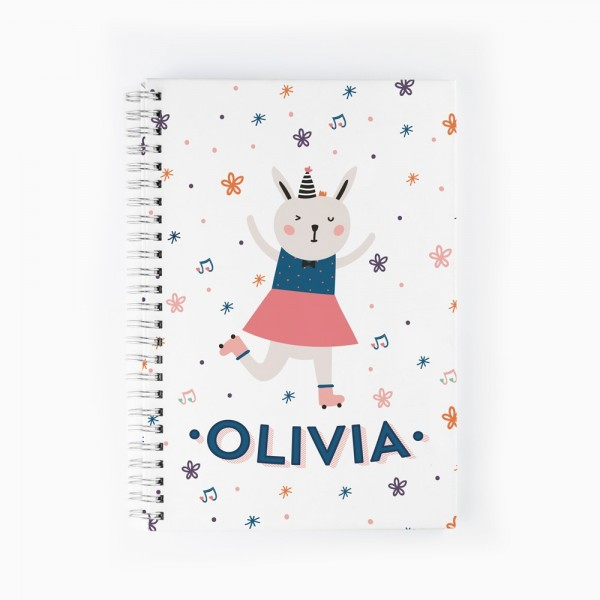 Cuaderno Conejita