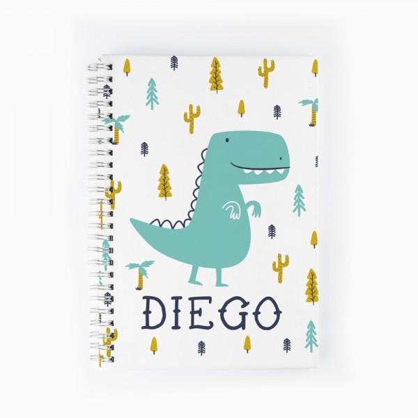 Cuaderno Dinosaurio