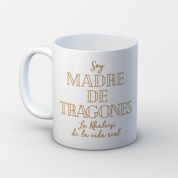 "Taza ""Madre de tragones"""