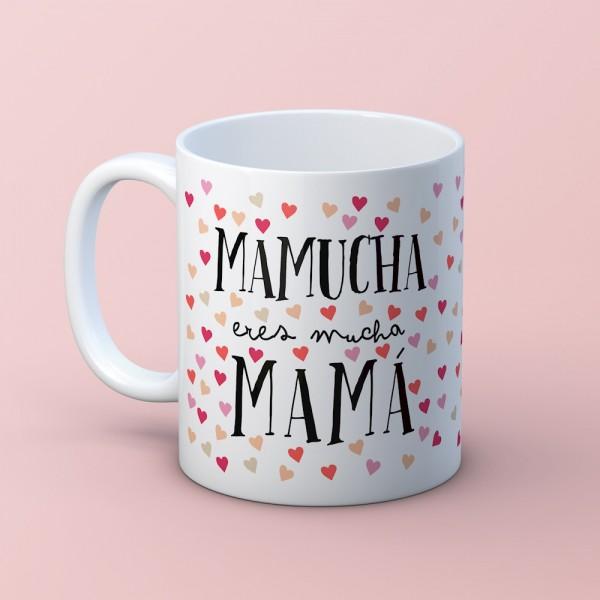 """Taza """"Mamucha"""""""