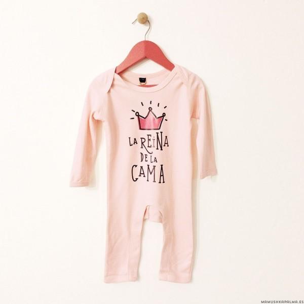 """Pijama """"Reina de la cama"""""""