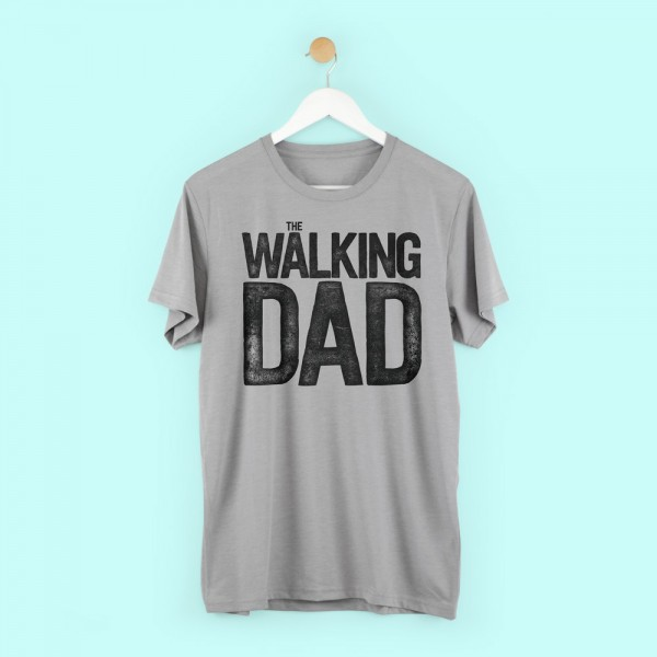 "Camiseta ""The Walking Dad"""