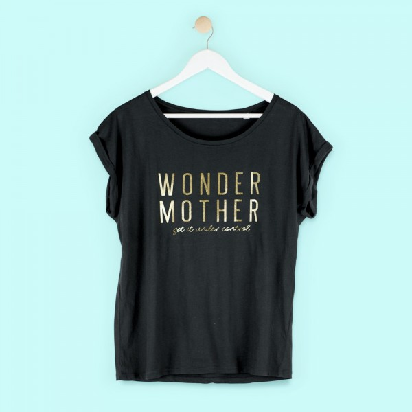 "Camiseta ""Wonder Mother"""