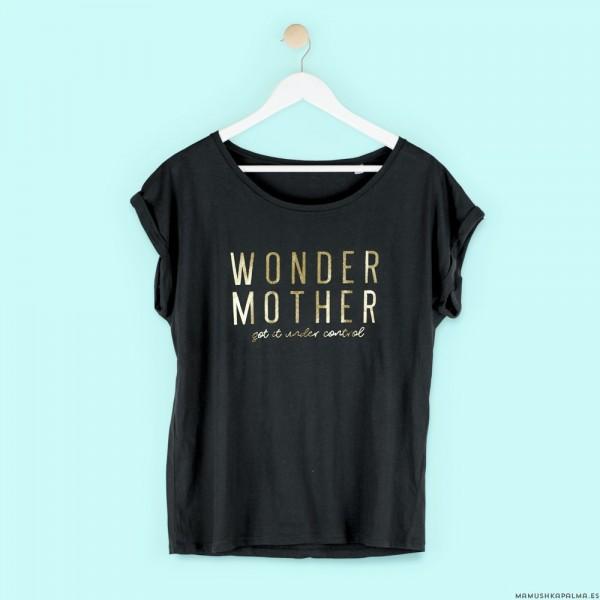 "Camiseta ""Wonder Mother"""