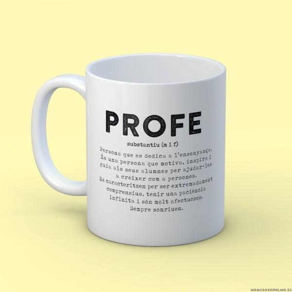 """Tassa """"Profe definició"""""""