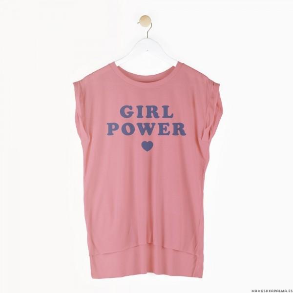 """Camiseta """"Girl power"""""""