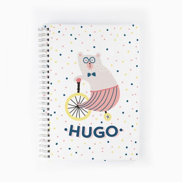 Cuaderno Oso