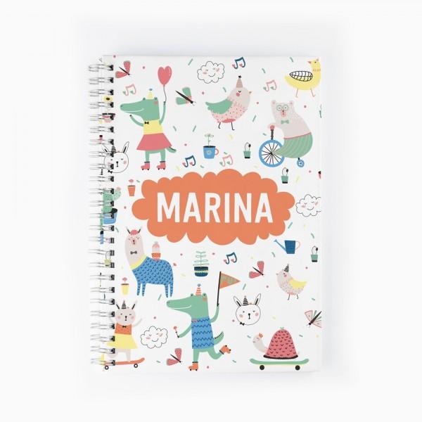 Cuaderno Party