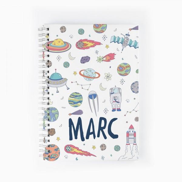 Cuaderno Espacio