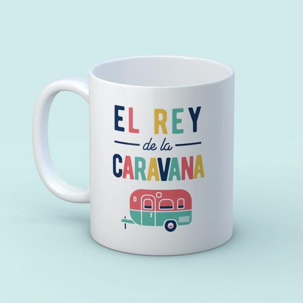 """Taza """"El Rey de la caravana"""""""