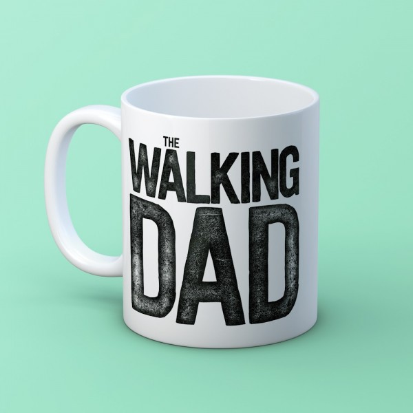 "Taza ""Walking Dad"""