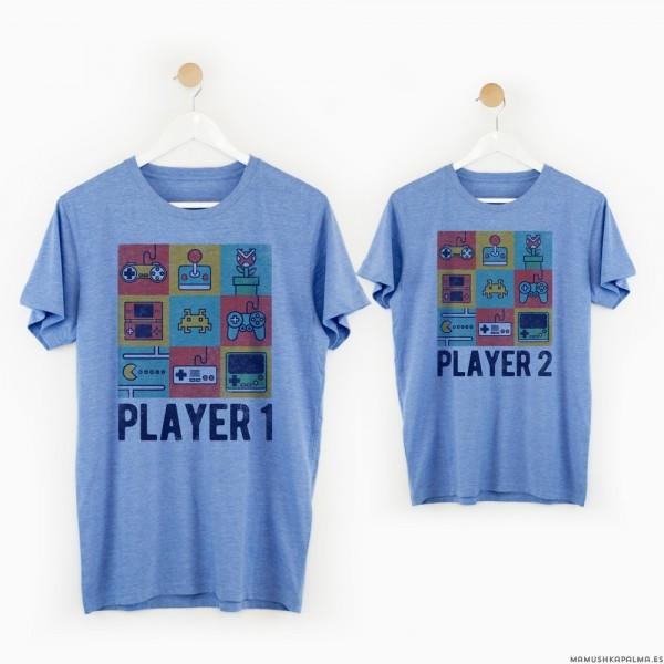 "Camiseta ""Equipo papá"""