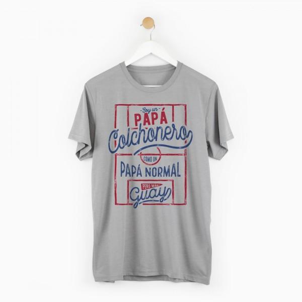 "Camiseta ""Papá Colchonero"""
