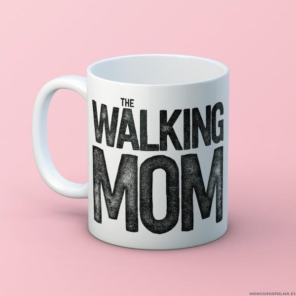 "Taza ""Walking Mom"""