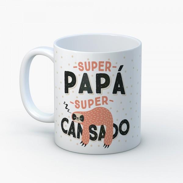 """Taza """"Supercansado"""""""