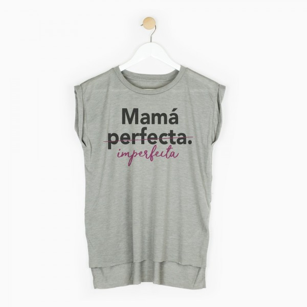 "Camiseta ""Mamá imperfecta"""