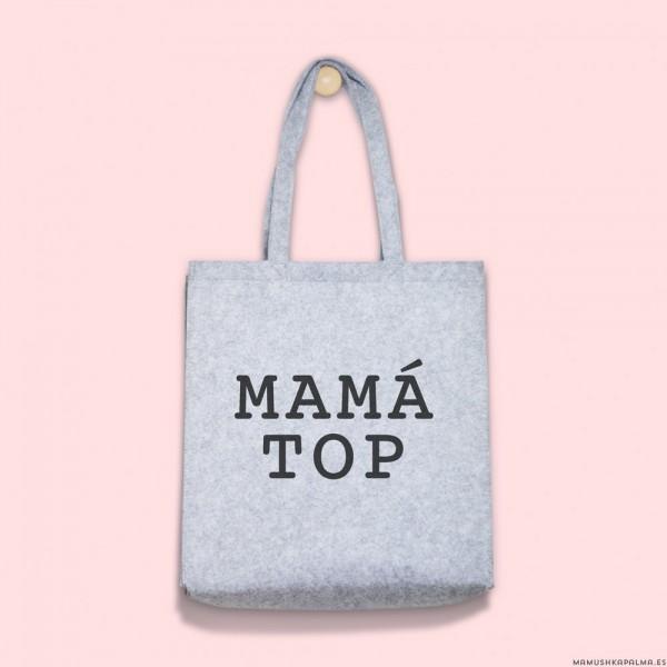 """Bolsa """"Mamá top"""""""