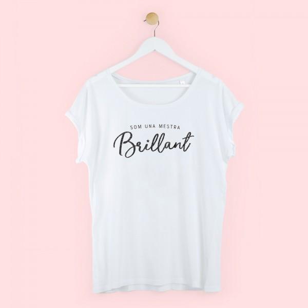"""Camiseta """"Profe brillante"""""""