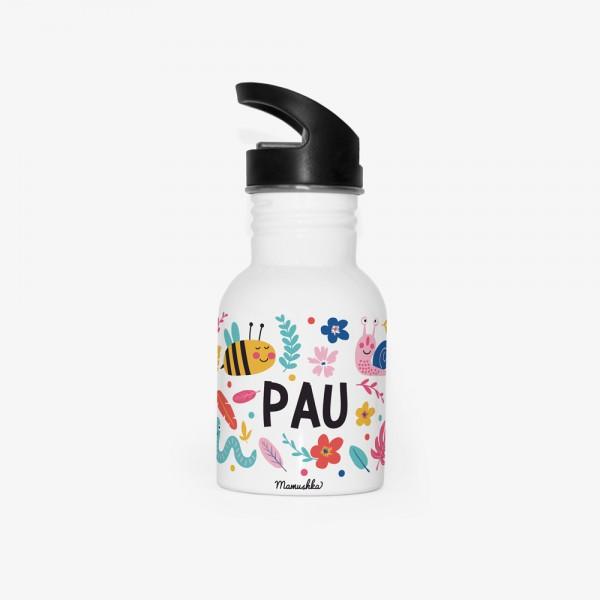 Botella aluminio boquilla 400 ml