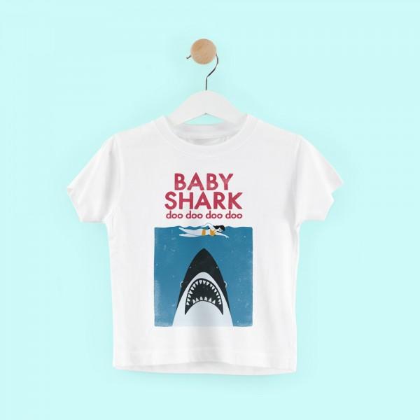 """Camiseta """"Baby Shark"""""""