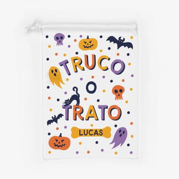 Bolsita Halloween personalizada