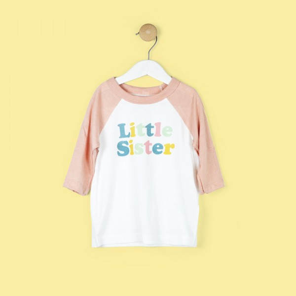 "Camiseta ""Little Sister"""