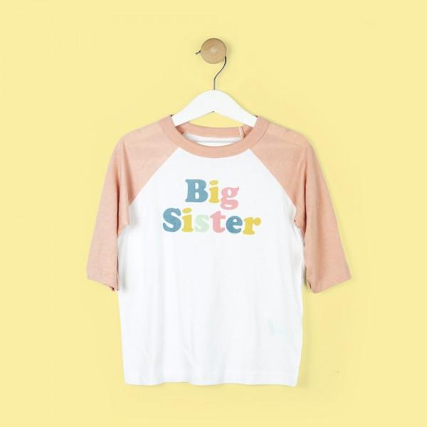"""Camiseta """"Big Sister"""""""