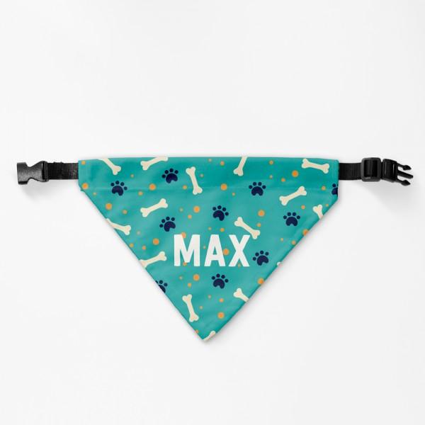 Collar pañuelo mascota personalizado