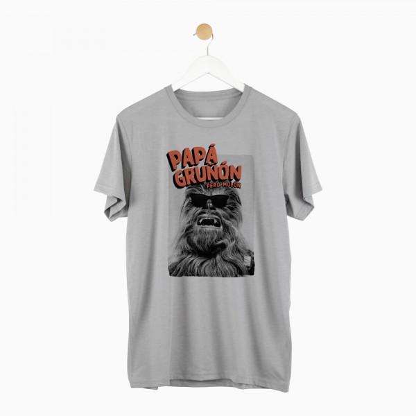 "Camiseta ""Papá gruñón"""
