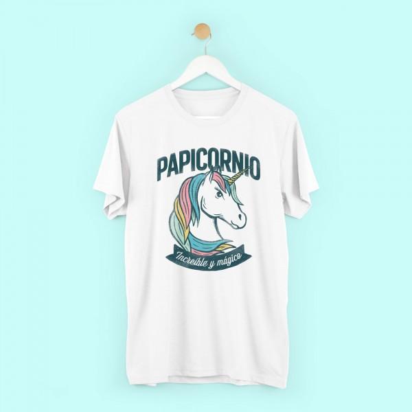"""Camiseta """"Papicornio"""""""