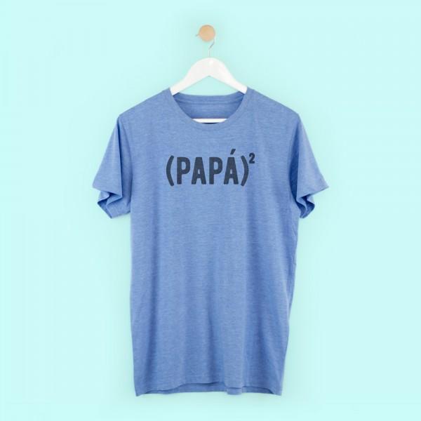 """Camiseta """"(Papá)"""""""