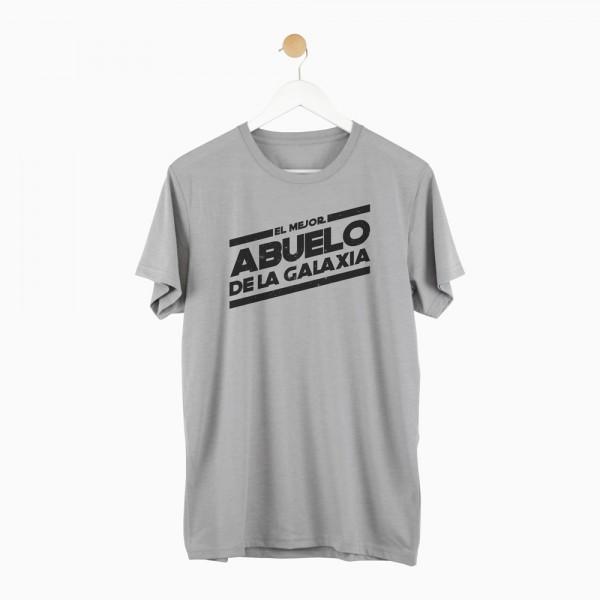 """Camiseta """"Mejor abuelo de la galaxia"""""""