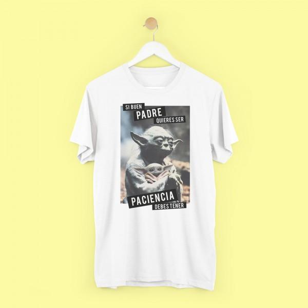 """Camiseta """"Buen padre"""""""