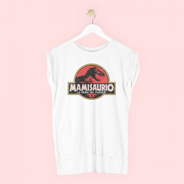 "Camiseta ""Mamisaurio"""