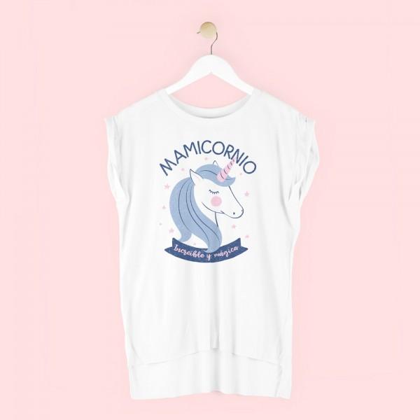 """Camiseta """"Mamicornio"""""""