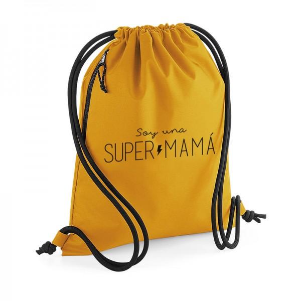 """Mochila """"Soy una supermamá"""""""