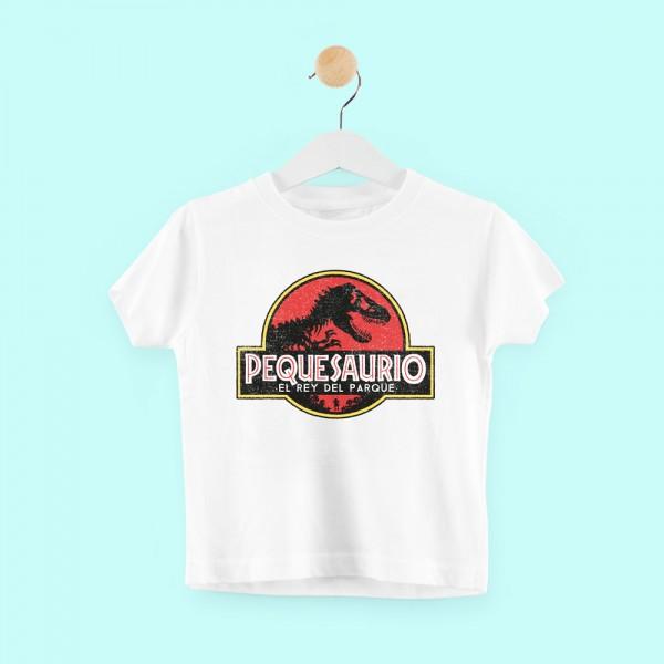 """Camiseta """"Pequesaurio"""""""