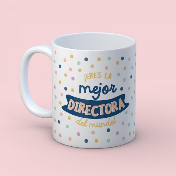 "Taza ""Mejor director-a"""