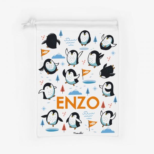 Bolsita Pingüinos
