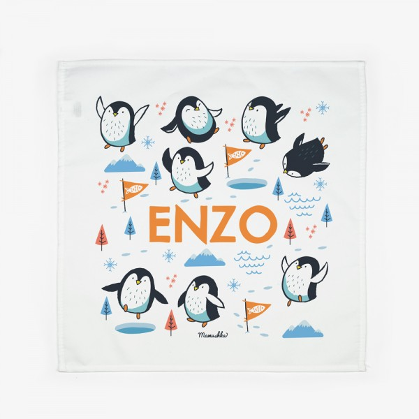 Servilleta Pingüinos