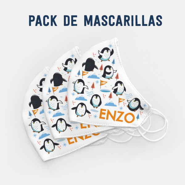 Pack Mascarillas
