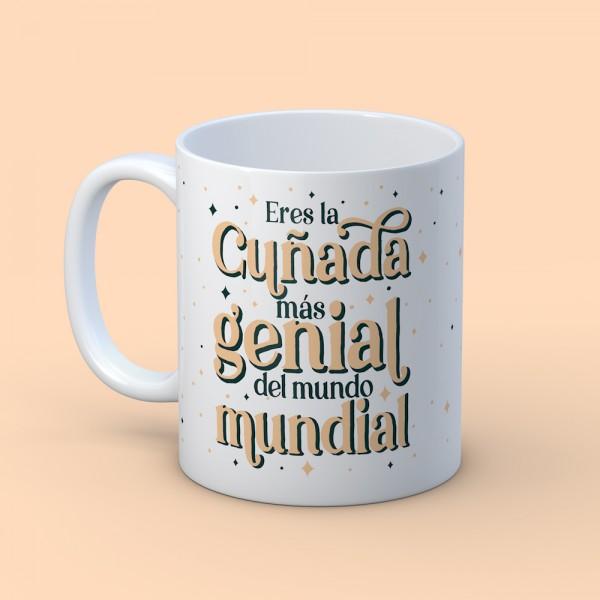 "Taza ""Cuñada"""