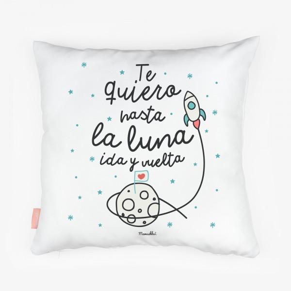 """Cojín """"Sandía y melón"""""""