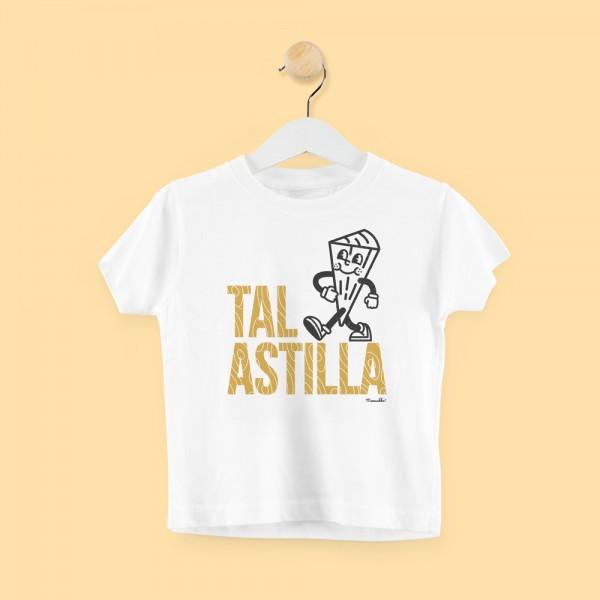 "Camiseta ""Astilla"""