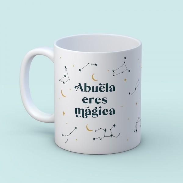 "Taza ""Abuela mágica"""