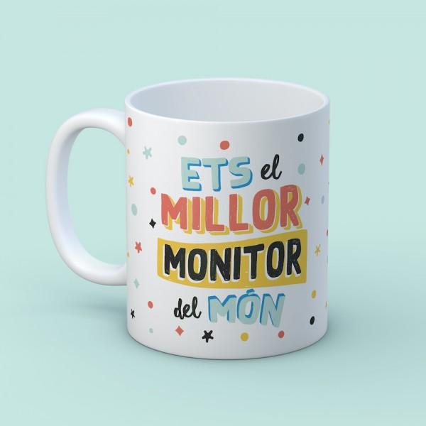 """Tassa """"Millor monitor/a"""""""