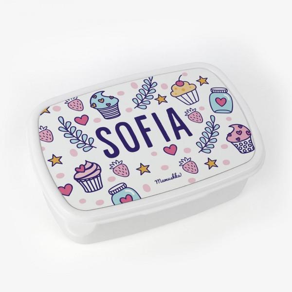 Fiambrera Cupcakes