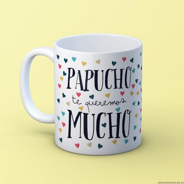 "Taza ""Papucho"""