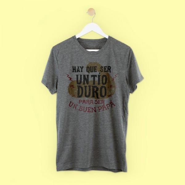 """Camiseta """"Tío duro"""""""